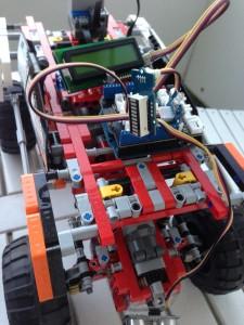 Lego 4x4 Offroader